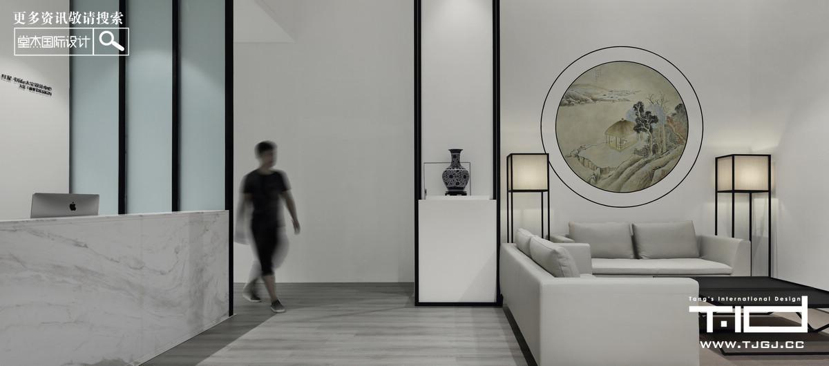 墨白-新古典-商业空间 装修图片