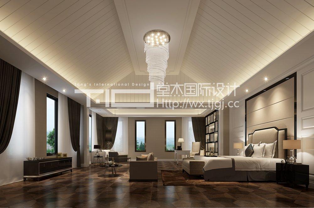 堂杰国际设计 别墅装修图片
