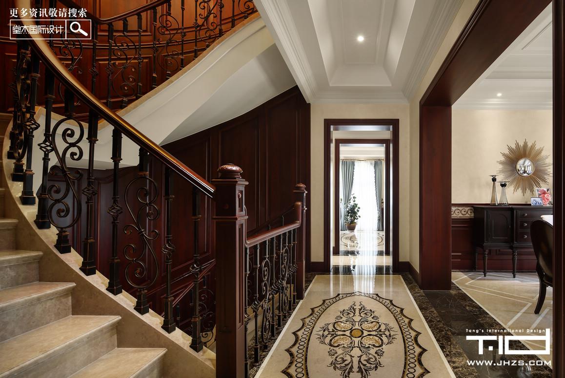 绿城玫瑰园-欧式古典-独栋别墅 装修图片