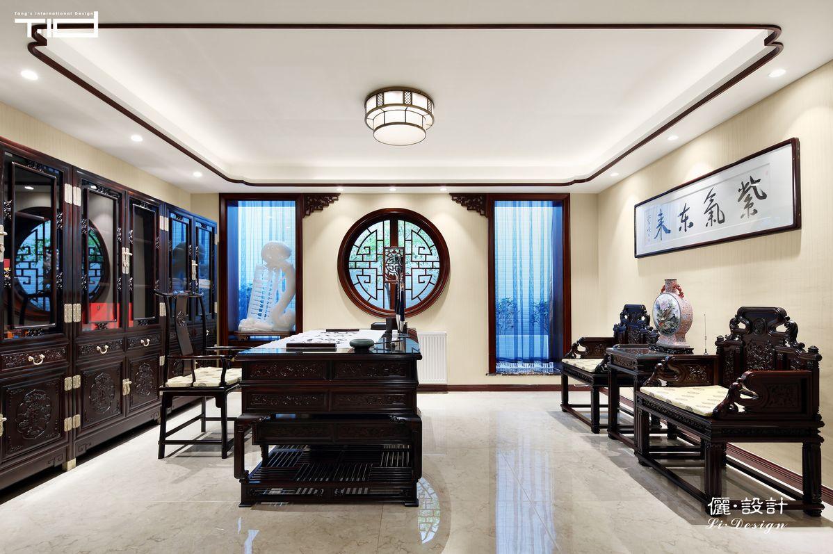 滿堂院(無錫)-新中式-獨棟別墅 裝修圖片
