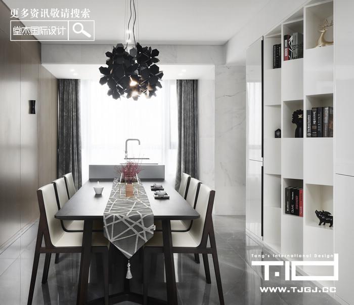 华润凯旋门-现代简约-独栋别墅 装修图片