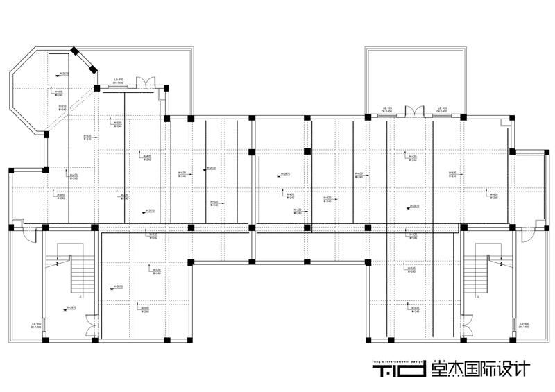 阳光假日-新中式-商业空间 装修图片