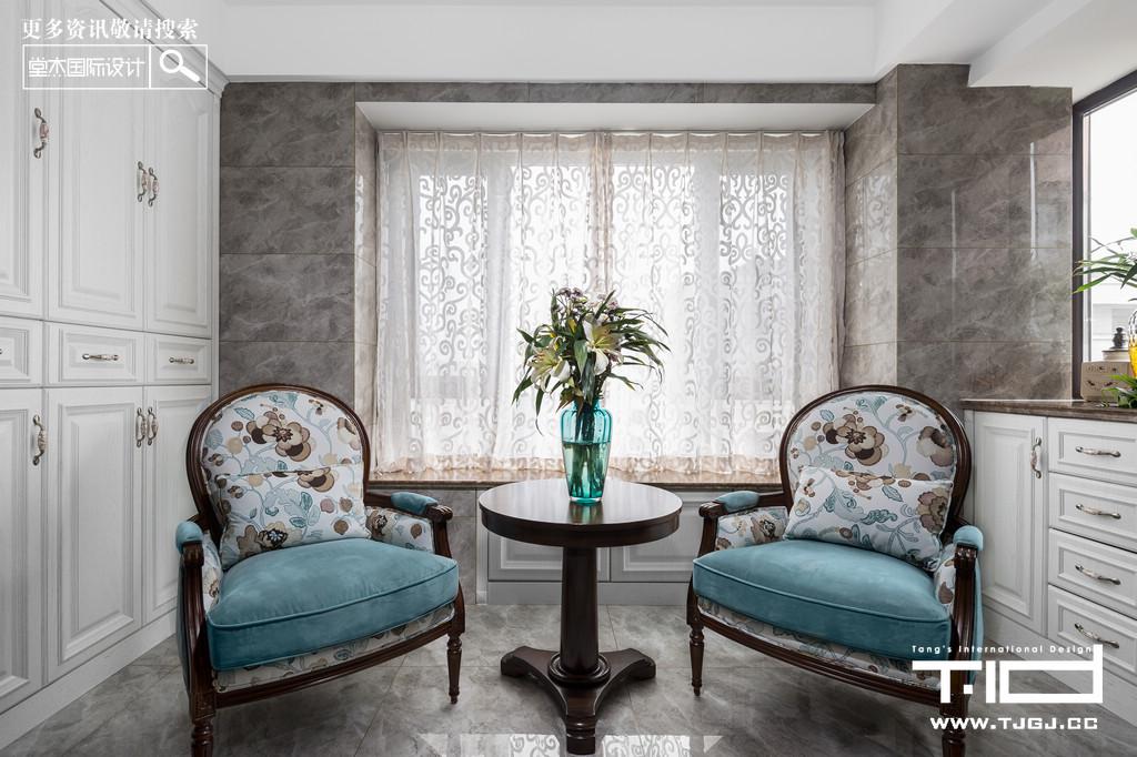 熙龙山院-混搭-大平层 装修图片