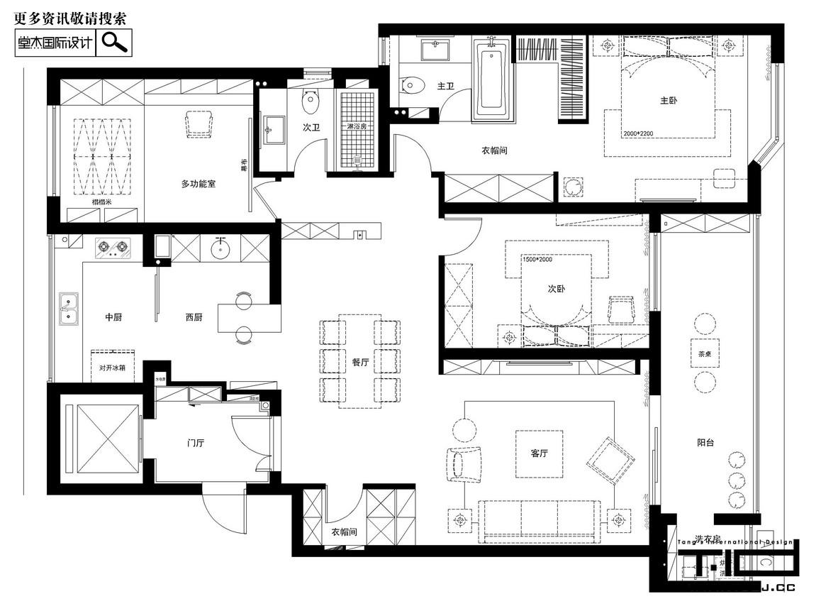 郦城御园-现代简约-大平层 万博manbetx客户端2.0图片
