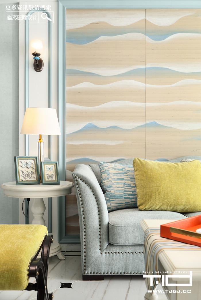 雅居乐滨江国际-地中海-大平层 装修图片