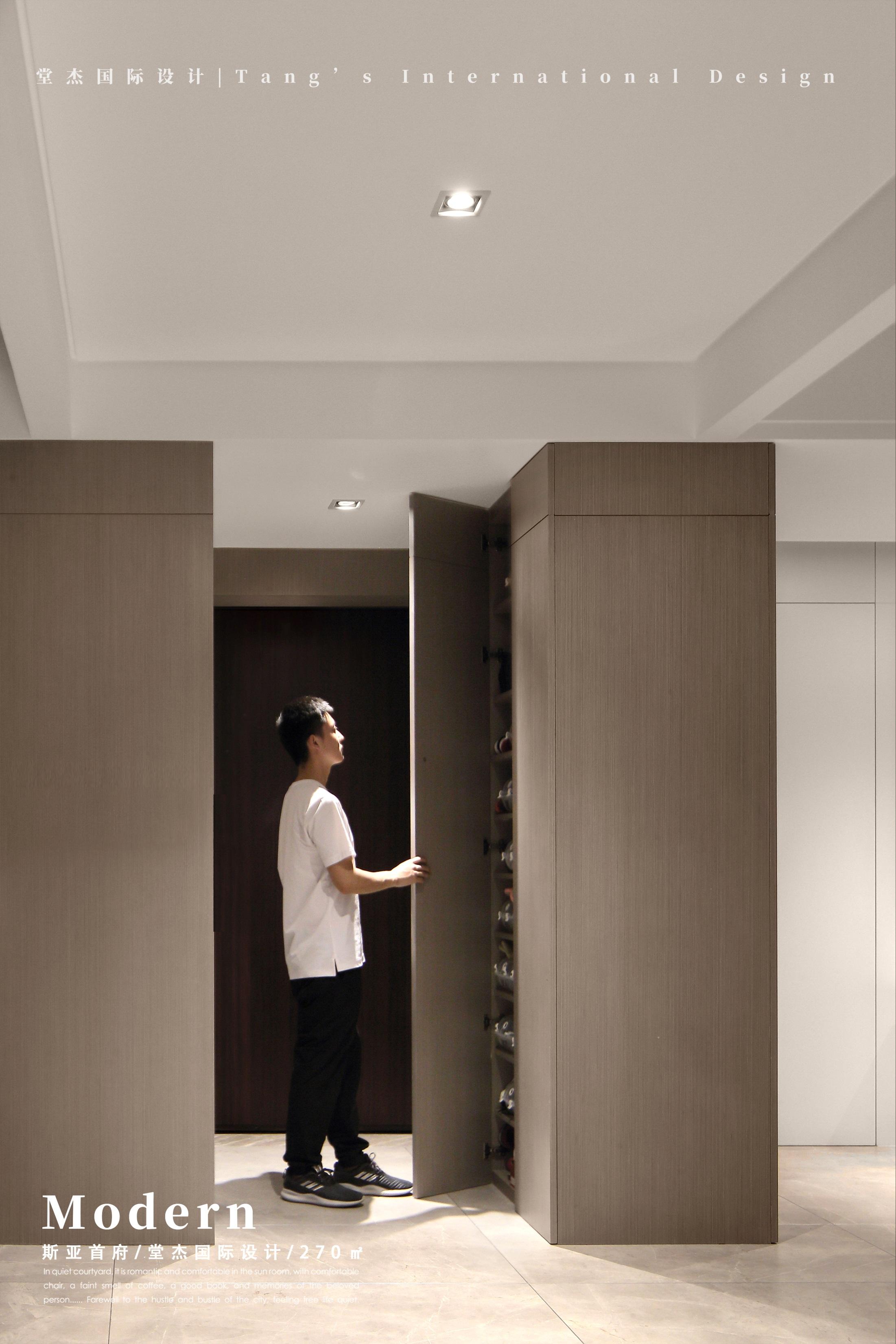 斯亚首府-现代简约-大平层 装修图片