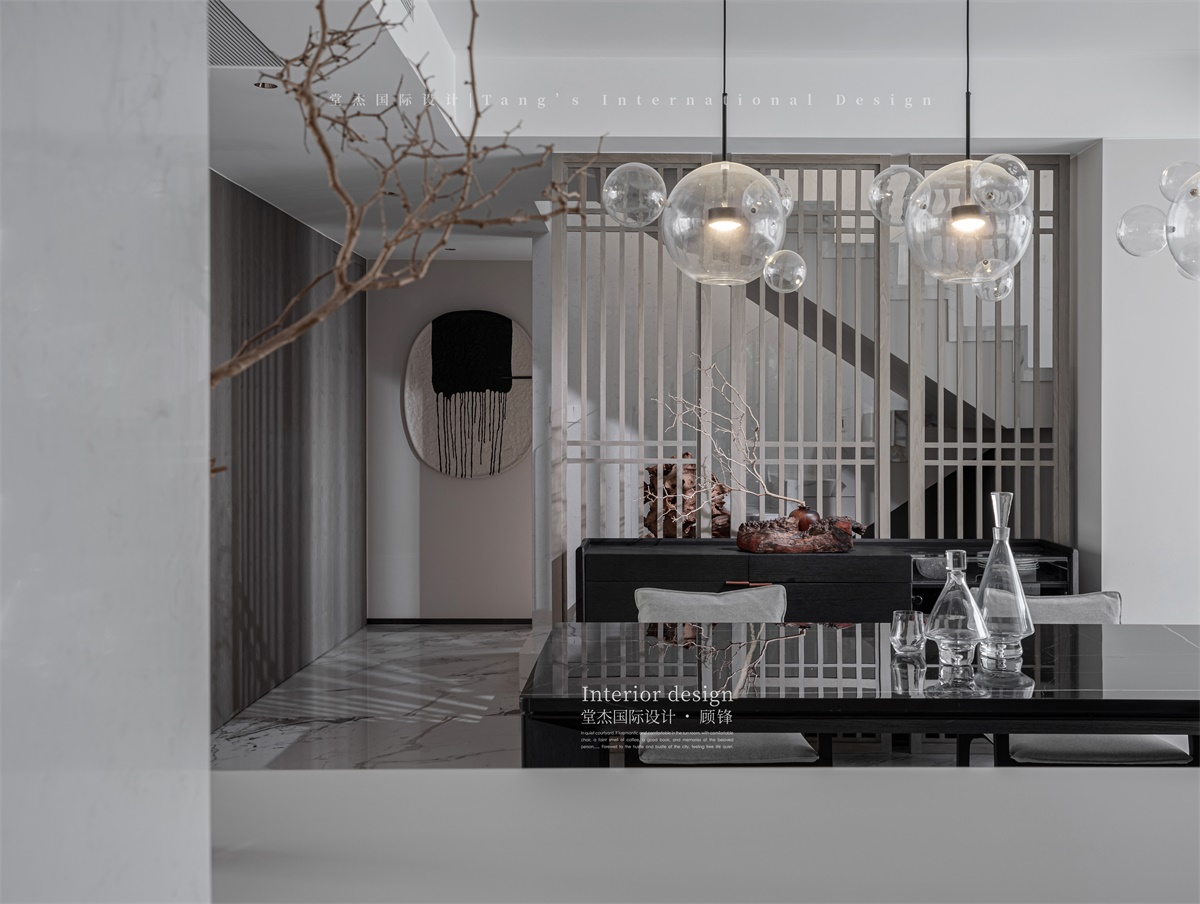 金城一号-现代简约-独栋别墅 装修图片