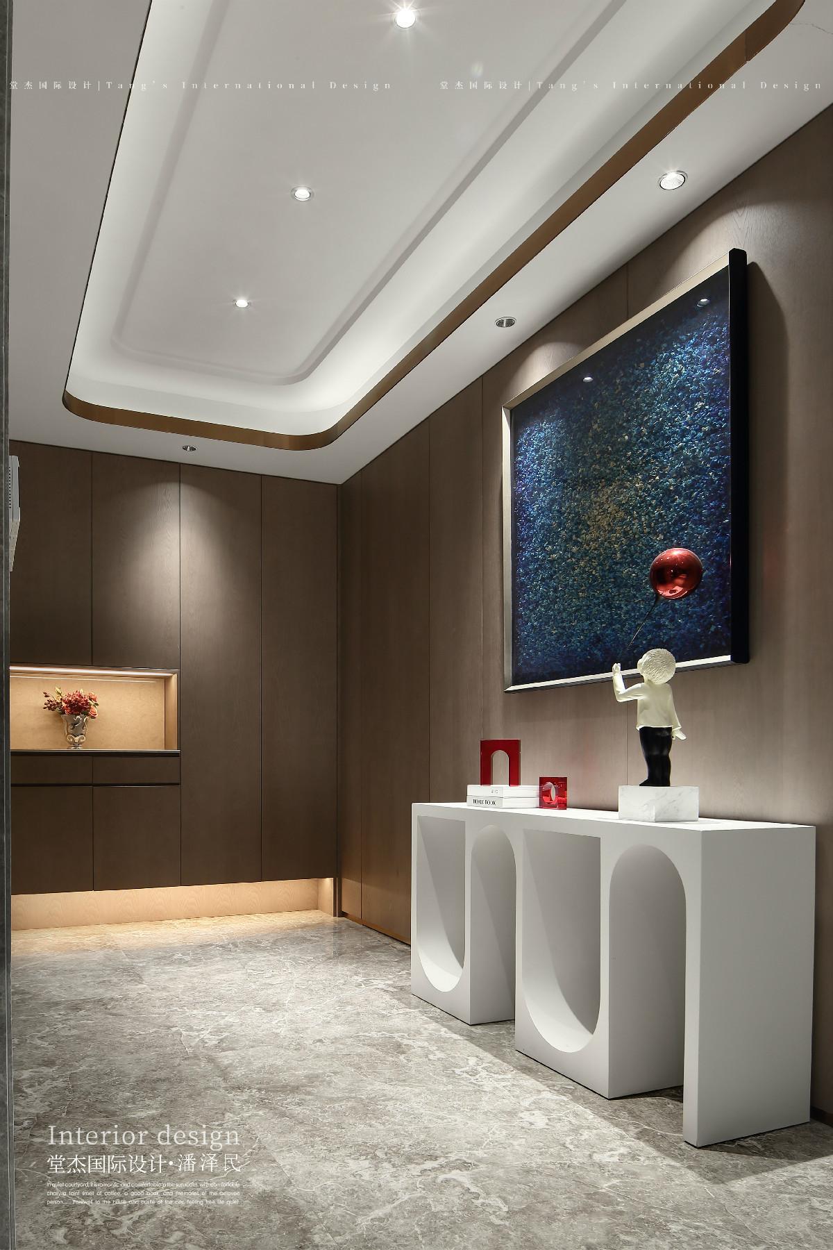 雅居乐滨江国际-现代轻奢-大平层 装修图片